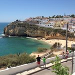View from Casa Luiz