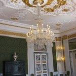 Inside Christiansborg Palace