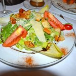 Caesar salad round 2