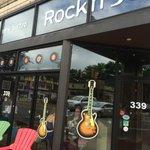 Front of Rock N Joe, Caldwell