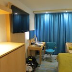 Overall view of Radisson Blu Room