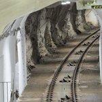 Tunnel of the Floibanen, Bergen