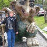 Norwegians love their Trolls