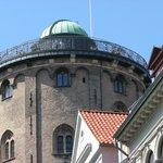 Stroget borderline - Round Tower