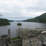 Loch Awe - Kilchurn view
