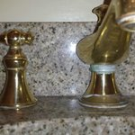 Rust on Sink Fixtures