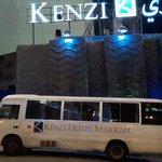 Транспорт отеля