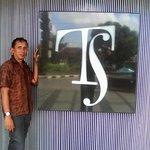 hotel TS sign board