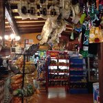 Authentic Mexican restaurant food & market