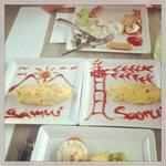 Custom omlettes! yummmmm