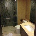 Bathroom at Wing B