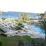 Marvelous view Rodos Palladium, from my room