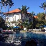 Poolside Sanur Paradise Plaza Suites