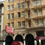 The San Francisco Mayflower Hotel