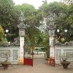 Mia Temple's gate