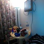 TV en cuarto