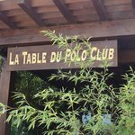 Photo of La Table Du Polo Club Haras De Saint Tropez