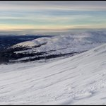 Вид в сторону Норвегии