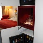 Doppelzimmer mit Safe, Minibar