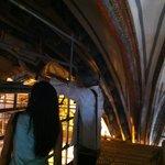 Catedral de Albarracín en reconstrucción