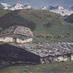 Austrian lanscape painting