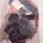 Klimt - but didn't see The Kiss