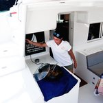 cooking on Board