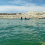 balade sur le lac Powell