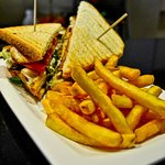 our famous Club Sandwich