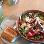 Strawberry Poppyseed & Chicken Salad