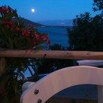 Full moon from Palio Kantouni