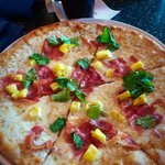 Hawaiian Pizza... Amazing!