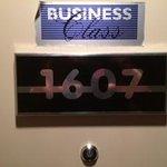 Business Class room