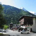 Hotel & general Mont Blanc area