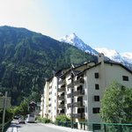 Hotel & Mont Blanc area