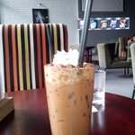 Iced mocha for 55 000 VND