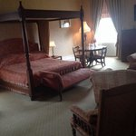 Four poster action!