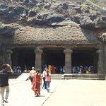 Main cave entrance