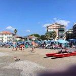 Bassamarea spiaggia