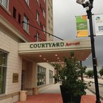 Courtyard Peoria Downtown Foto