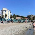 Bassamarea beach