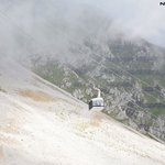 Breathtaking view from Seegrub. Telepherique from Seegrub to Hafelkar
