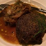 Iberia pork chop