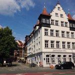 Nurnberg old town