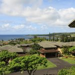 View from Ridge Villa