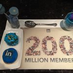 Personalized welcome treats