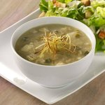 We have a variety of soups that we offer to satisfy your taste buds.