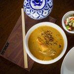 Busaba Eathai Aromatic vegetable curry