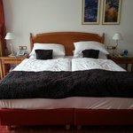 stanza parte letto alpenroyal suite