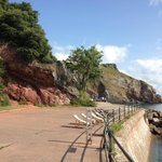 Anstey cove -beautiful -not suitable for those who struggle walking -steep